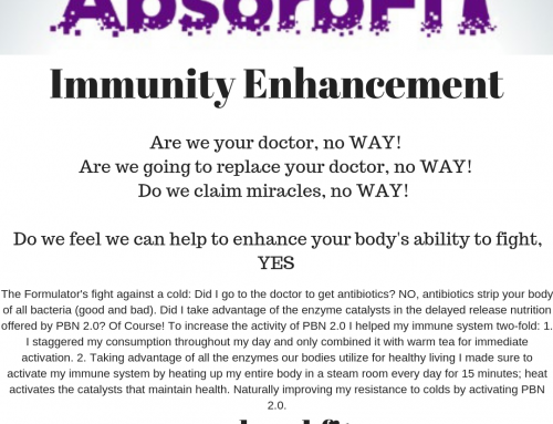 Immunity Enhancement